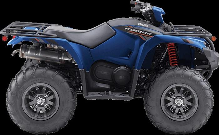 2019 Yamaha Kodiak 450 EPS SE Photo 1 of 2