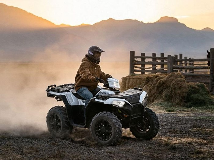 2019 Polaris Sportsman® 850 SP Photo 8 of 8