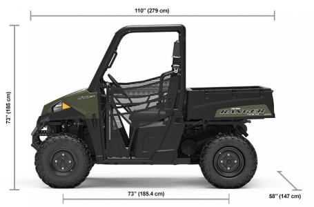 2019 Polaris RANGER 570 EFI Photo 2 of 3