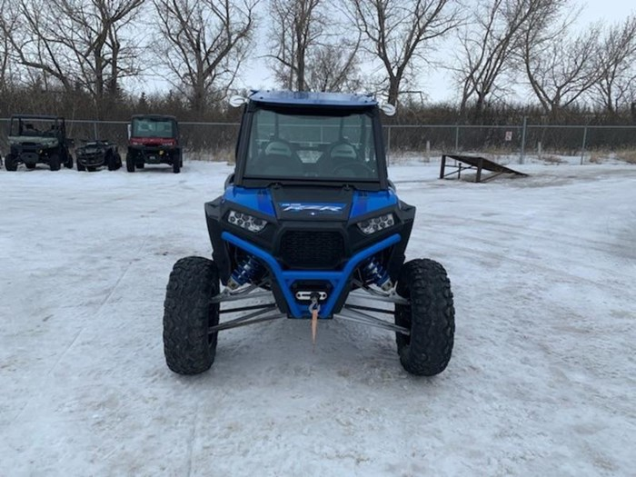 2015 Polaris RZR® XP 4 1000 EPS Voodoo Blue Photo 3 of 5