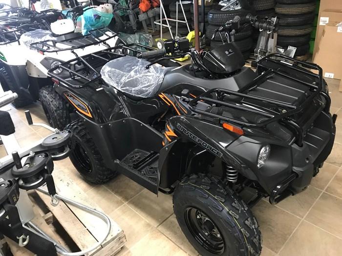 2021 Kawasaki Brute Force 300 Photo 5 of 12