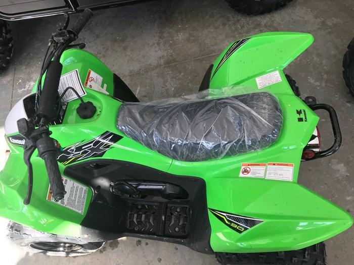 2019 Kawasaki KFX90 Photo 4 of 6