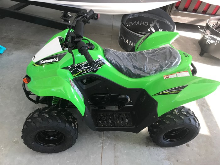 2019 Kawasaki KFX50 Photo 3 of 8