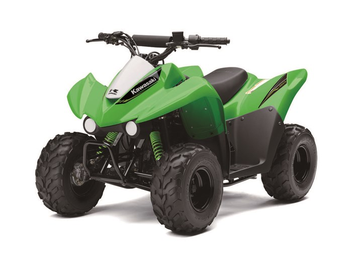 2019 Kawasaki KFX50 Photo 5 of 8