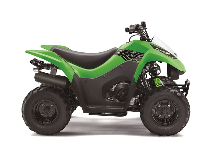 2019 Kawasaki KFX50 Photo 6 of 8