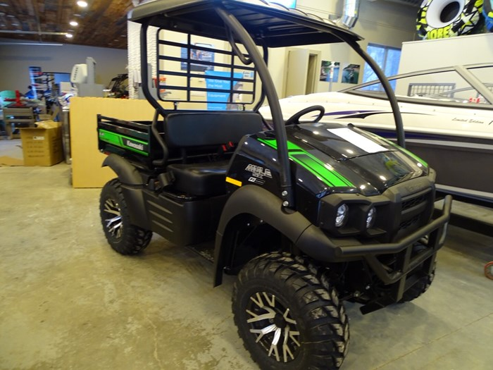 2019 Kawasaki Mule SX XC Special Edition SOLD Photo 10 of 12