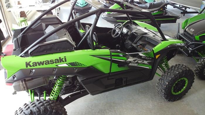 2020 Kawasaki KRX 1000 Photo 1 of 17