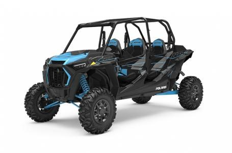 2019 Polaris RZR XP® 4 Turbo - Titanium Metallic Photo 1 of 10