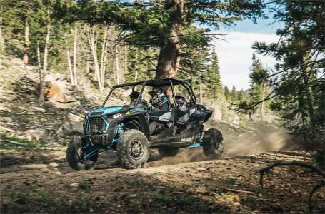 2019 Polaris RZR XP® 4 Turbo - Titanium Metallic Photo 3 of 10