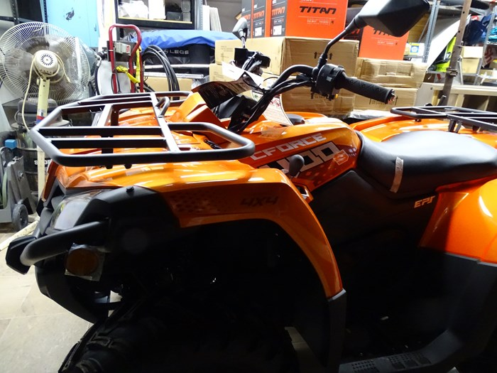 2019 CFMOTO C-Force 400 HO with RUGGED EDITION Photo 3 of 8