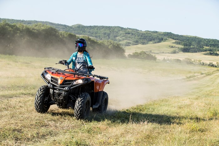 2019 CFMOTO C-Force 400 HO with RUGGED EDITION Photo 7 of 8