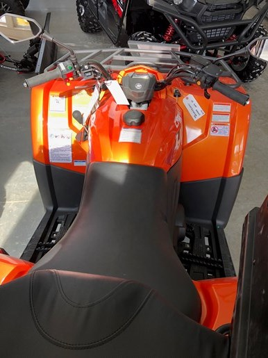 2019 CFMOTO C-Force 400 HO with RUGGED EDITION Photo 1 of 8