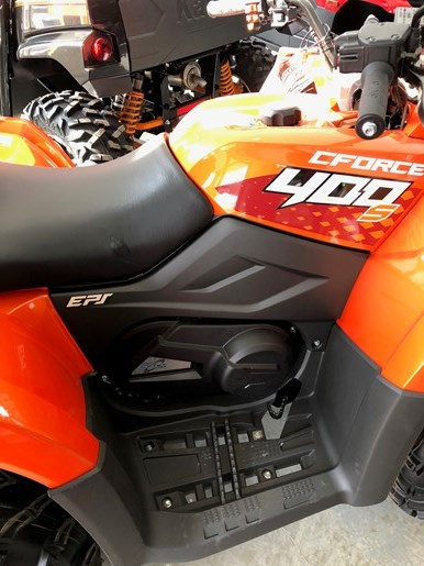 2019 CFMOTO C-Force 400 HO with RUGGED EDITION Photo 5 of 8
