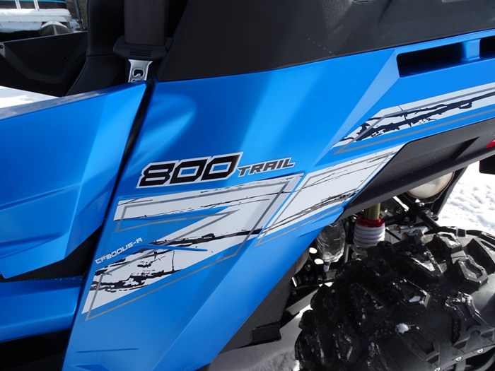 2019 CFMOTO Z-Force 800 EPS LX Trail with SENTINAL KIT Photo 9 of 9