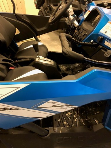 2019 CFMOTO Z-Force 800 EPS LX Trail with SENTINAL KIT Photo 6 of 9