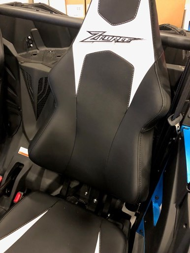 2019 CFMOTO Z-Force 800 EPS LX Trail with SENTINAL KIT Photo 3 of 9