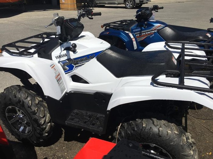 2019 Yamaha Grizzly EPS Photo 2 of 8