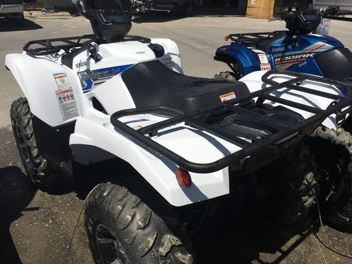 2019 Yamaha Grizzly EPS Photo 3 of 8