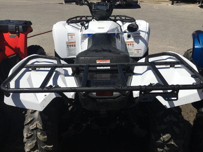 2019 Yamaha Grizzly EPS Photo 4 of 8