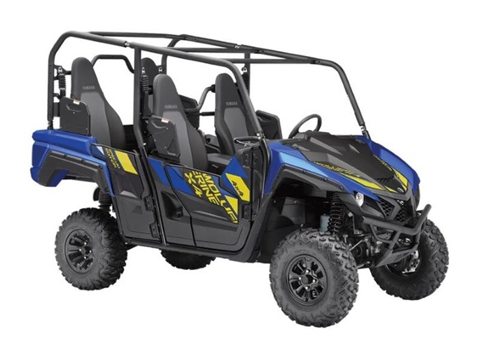 2019 Yamaha Wolverine X4 EPS SE Photo 1 of 1