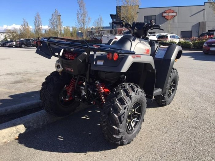 2019 Honda TRX500 Rubicon DCT DELUXE Photo 3 of 5
