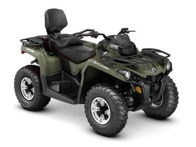 2019 Can-Am Outlander™ MAX DPS™ 450 Photo 1 of 1