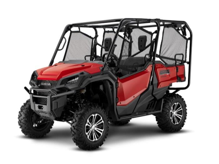 2019 Honda Pioneer 1000-5 EPS Deluxe Photo 1 of 15