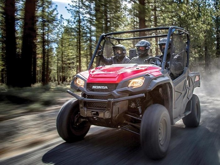 2019 Honda Pioneer 1000-5 EPS Deluxe Photo 3 of 15