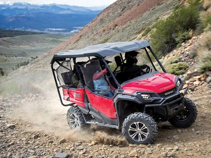 2019 Honda Pioneer 1000-5 EPS Deluxe Photo 4 of 15