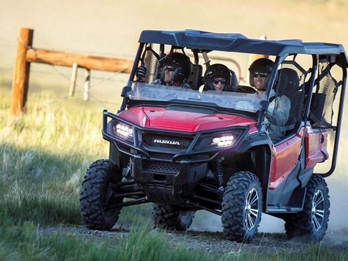 2019 Honda Pioneer 1000-5 EPS Deluxe Photo 5 of 15