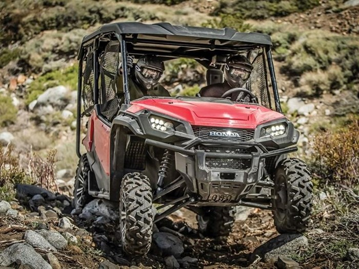 2019 Honda Pioneer 1000-5 EPS Deluxe Photo 7 of 15
