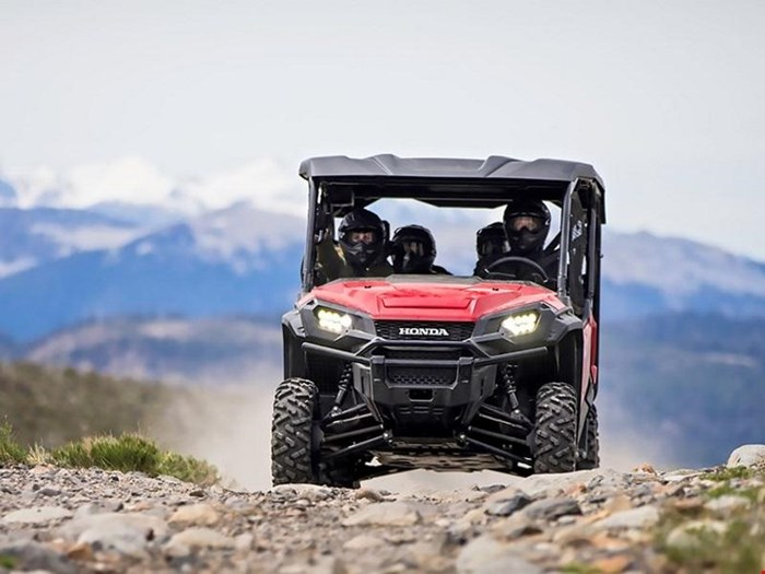 2019 Honda Pioneer 1000-5 EPS Deluxe Photo 8 of 15