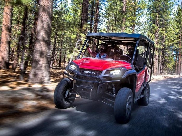 2019 Honda Pioneer 1000-5 EPS Deluxe Photo 9 of 15