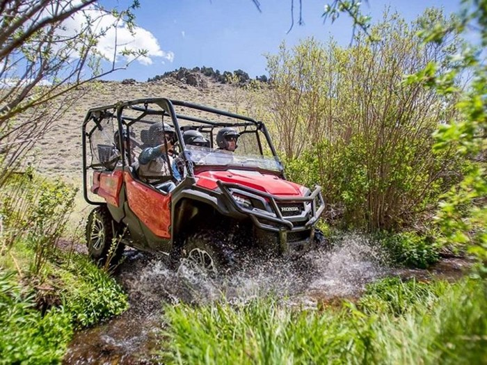 2019 Honda Pioneer 1000-5 EPS Deluxe Photo 10 of 15