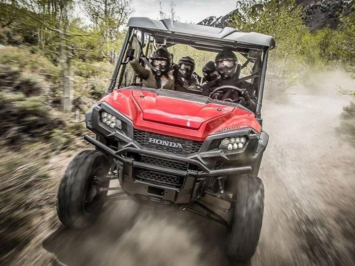 2019 Honda Pioneer 1000-5 EPS Deluxe Photo 11 of 15