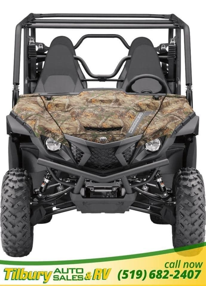 2018 Yamaha Wolverine X4 EPS Photo 22 of 24