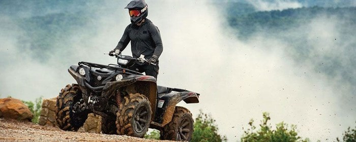 2019 Yamaha Grizzly Photo 4 sur 7