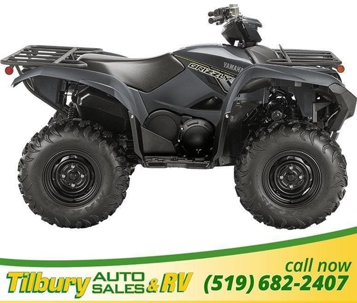 2019 Yamaha Grizzly EPS Photo 1 of 2