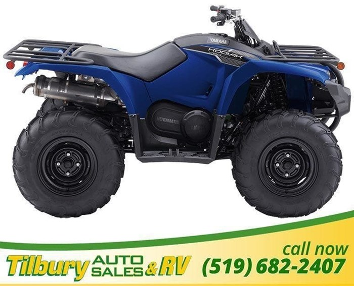 2019 Yamaha Kodiak 450 Photo 1 of 2