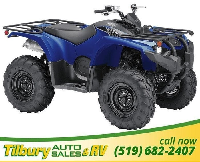 2019 Yamaha Kodiak 450 Photo 2 of 2
