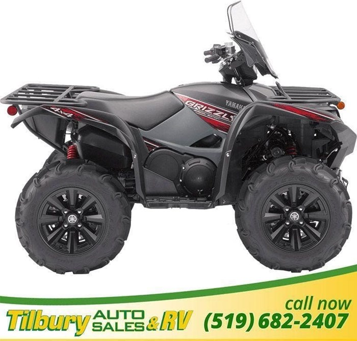2019 Yamaha Grizzly Photo 2 of 7