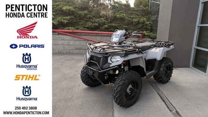 2019 Polaris Sportsman® 570 EPS Utility Edition Photo 1 of 4