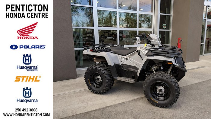 2019 Polaris Sportsman® 570 EPS Utility Edition Photo 2 of 4