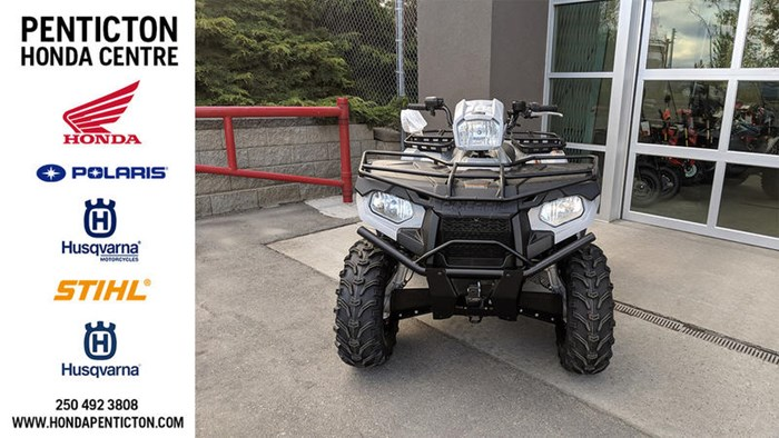 2019 Polaris Sportsman® 570 EPS Utility Edition Photo 3 of 4
