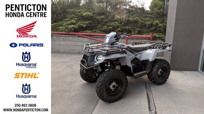 2019 Polaris Sportsman® 570 EPS Utility Edition Photo 4 of 4