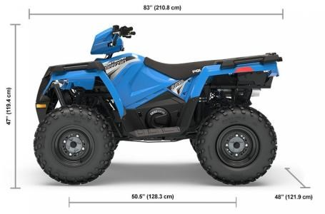 2019 Polaris SPORTSMAN 570 EPS Photo 3 of 4