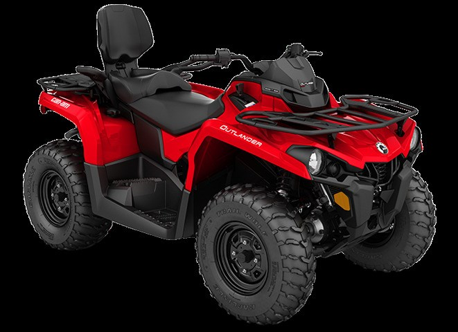 2019 Can-Am Outlander Max 450 Photo 1 of 1