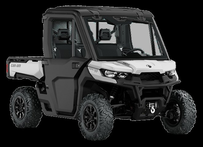 2019 Can-Am Defender XT CAB HD10 Photo 1 of 1