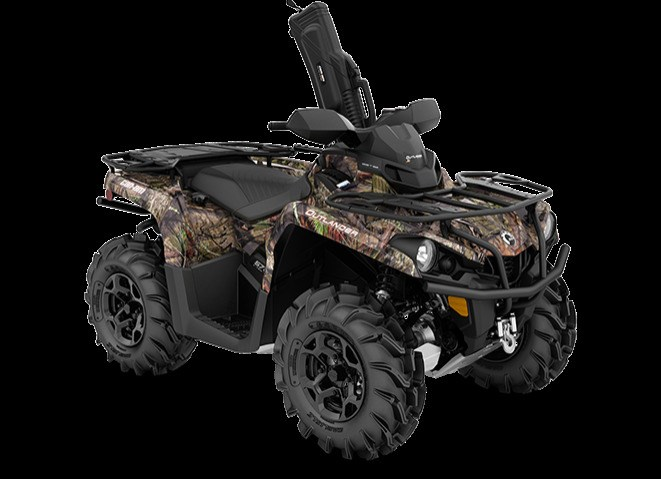 2019 Can-Am Outlander Mossy Oak Hunting Edition 570 Photo 1 of 1