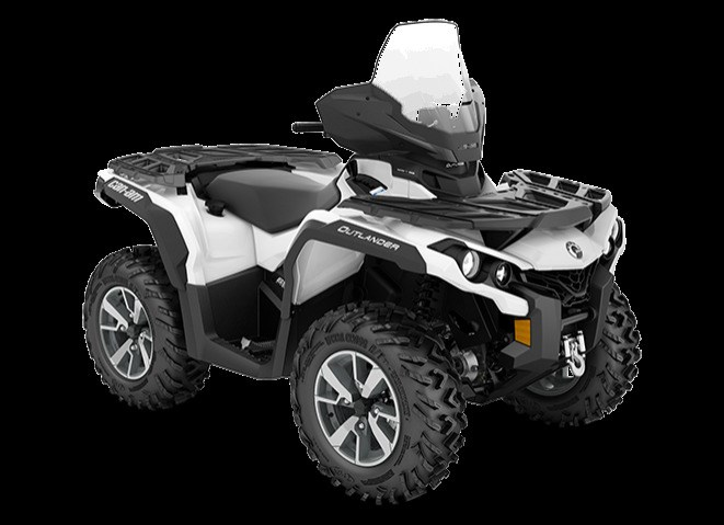 2019 Can-Am Outlander Max 650 North Edition Photo 1 of 1
